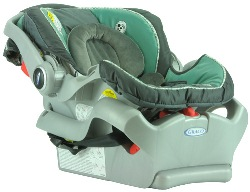Graco Snugride 35 with Small Child Insert