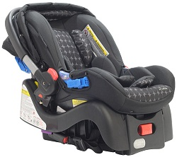 JJ Cole Newport Infant Seat