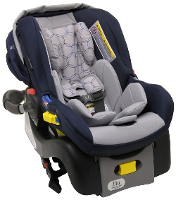 Learning Curve Via I470 Infant Seat